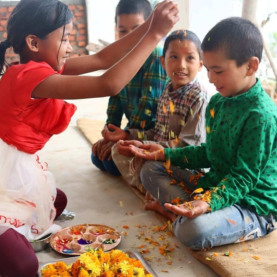 Bhai Tika Festival