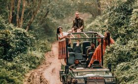 Jeep Safari Rate in Chitwan National Park