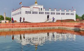 Best time to Visit Lumbini
