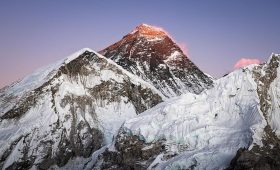 Where is Mount Everest Located