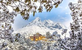 Buddhist Monasteries of Solukhumbu