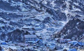 Snowfall Places Nearby Kathmandu