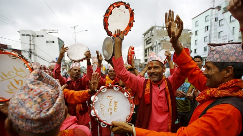 Hinduism and Buddhism in Nepal