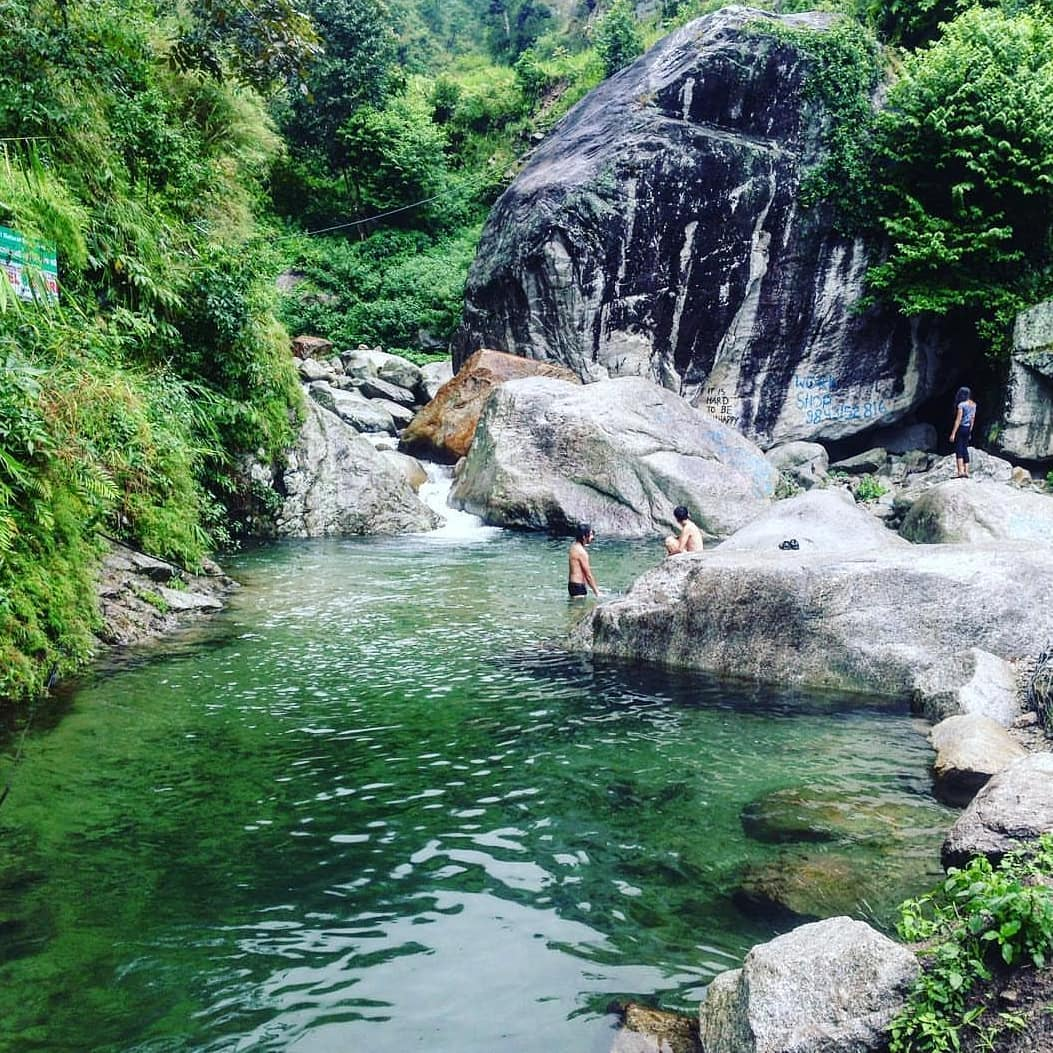 Sisneri Nepal - Natural Swimming Pool