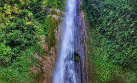 Jalbire Waterfall Chitwan