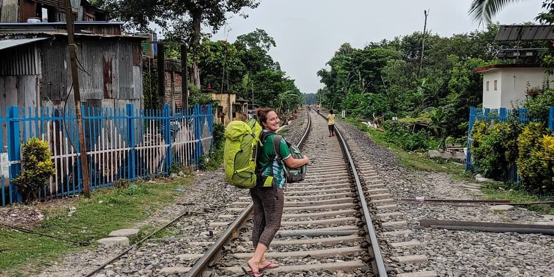 India to Nepal by Train