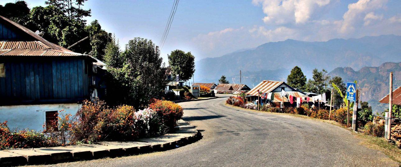 Kathmandu to Taplejung by Bus, Flight, Jeep
