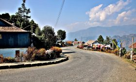 Kathmandu to Taplejung by Bus, Flight, Jeep