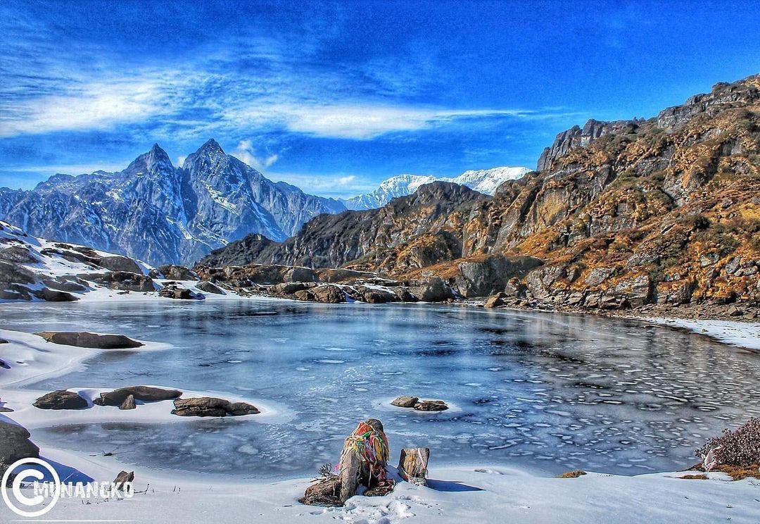 Sano Pokhari - Makalu Barun National Park