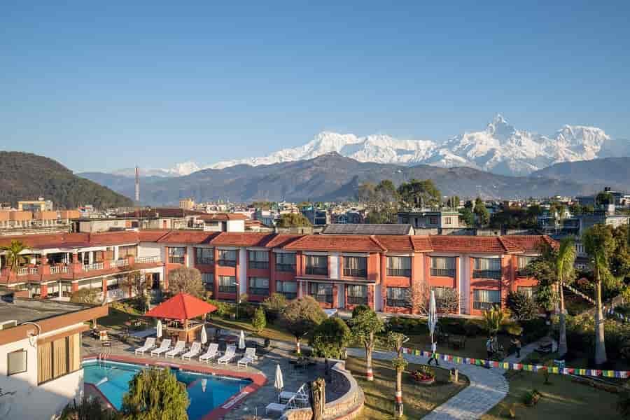 Pokhara Grande Hotel
