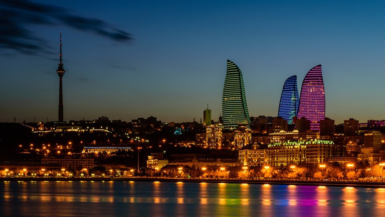 Baku Tour Package from Nepal