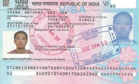 How to get a visa for India in Kathmandu