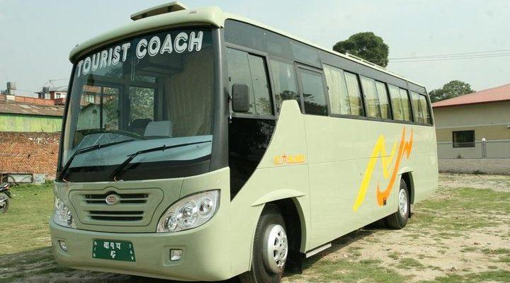 Kathmandu to Dhangadi Bus Ticket