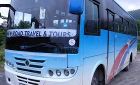 Kathmandu Pokhara Tourist Bus