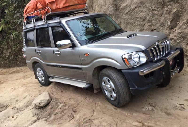 Kathmandu to Syabrubesi Jeep Hire