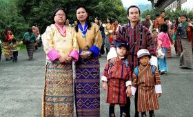 Bhutan Traditional Dress