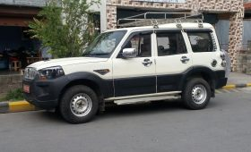Jeep Rental in Bhairahawa