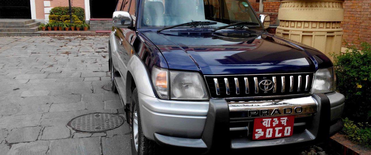 Pokhara Ghandruk Jeep Hire
