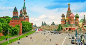 Russia Tour Package from Nepal