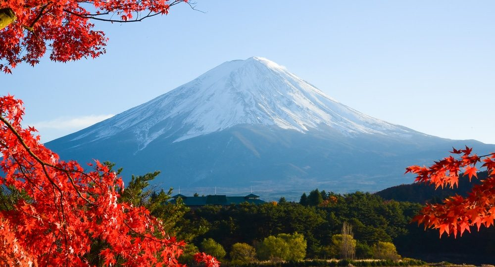 Japan Tour Package from Nepal