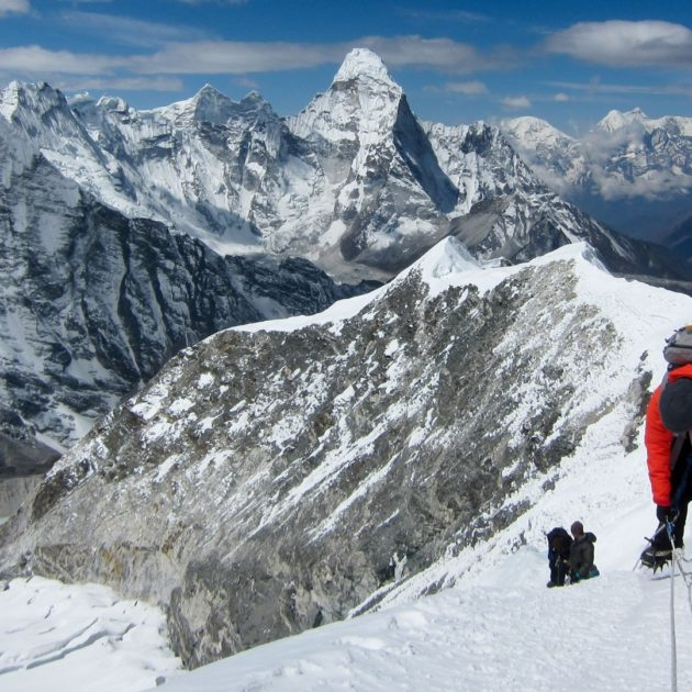 Island Peak Expedition