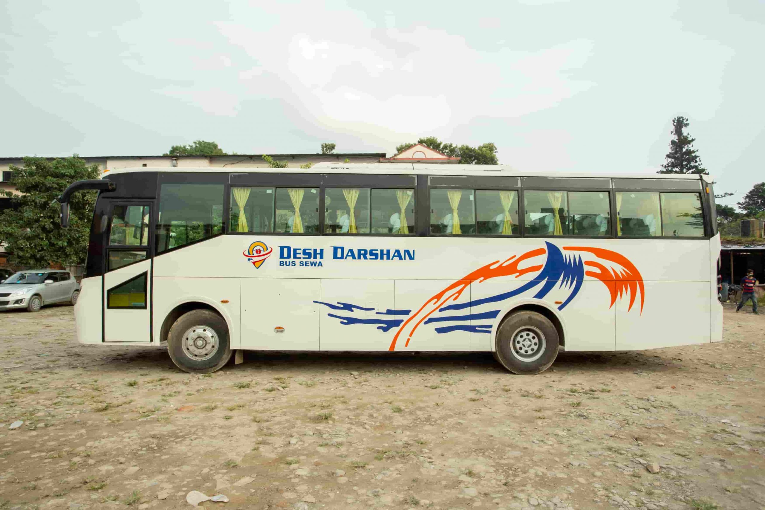 Kathmandu Birjung Bus Ticket