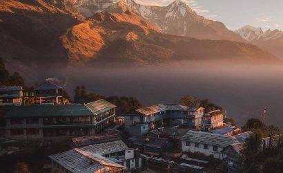Kathmandu to Ghandruk Tour
