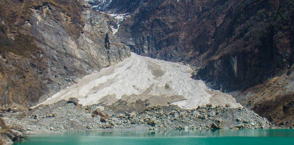 Kapuche Lake Trek
