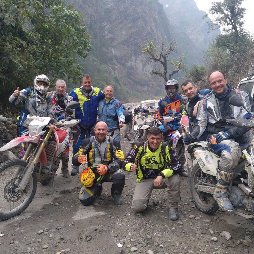 Jomsom Muktinath MotorBike Tour