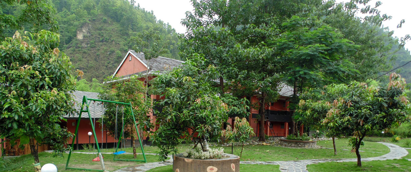 Trishuli Rafting Hotel and Package - River Fun Beach Resort