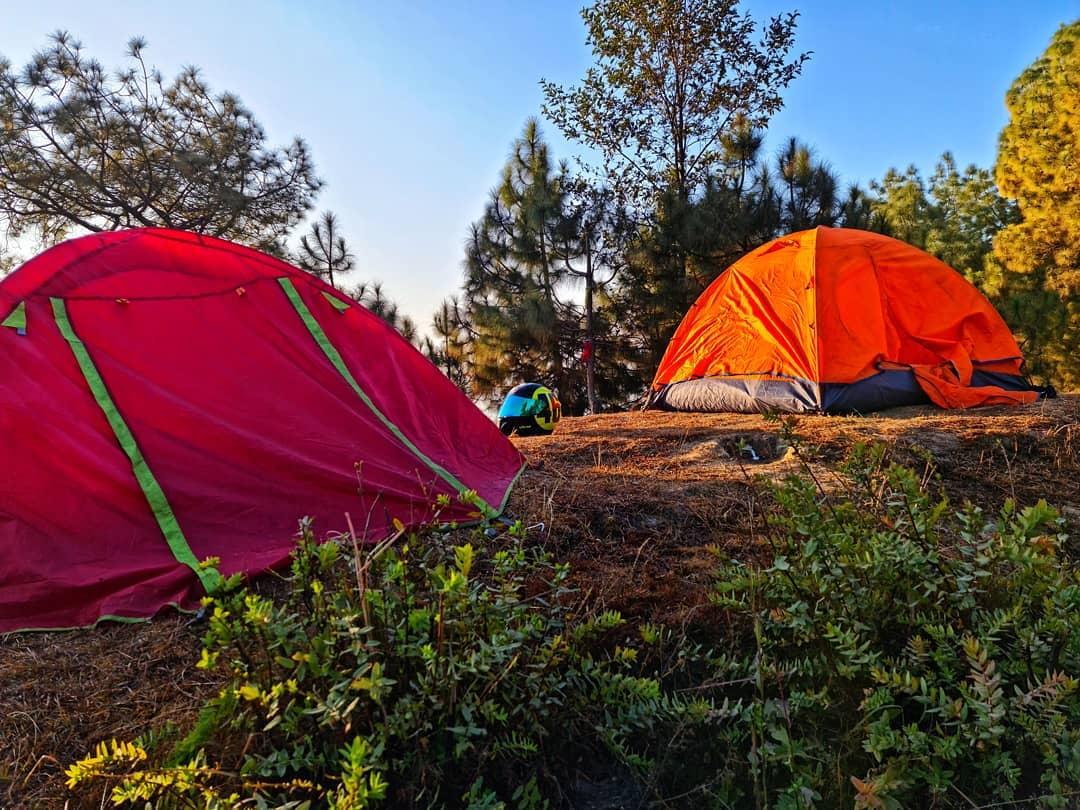 Jarsing Pauwa Camping