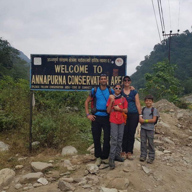 Nepal Family Adventure Tour