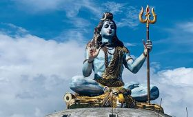 Shiva Statue Pumdikot