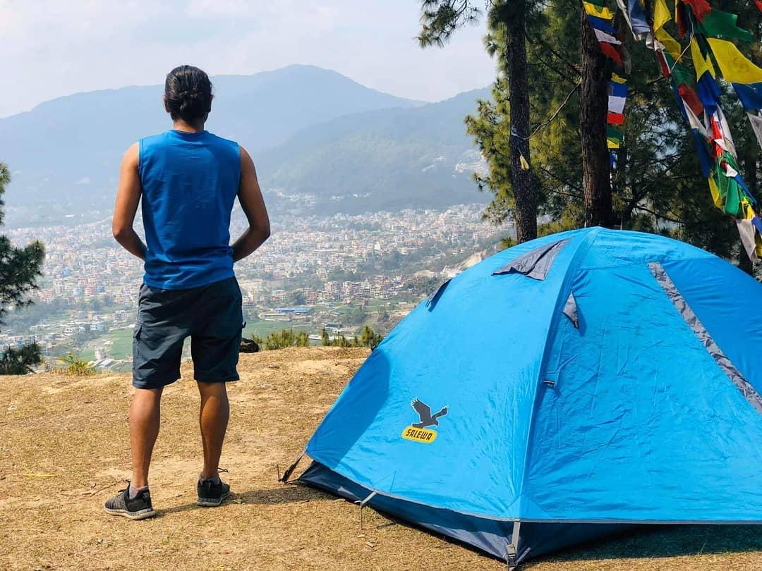 Tarebhir Camping - Camping around Kathmandu