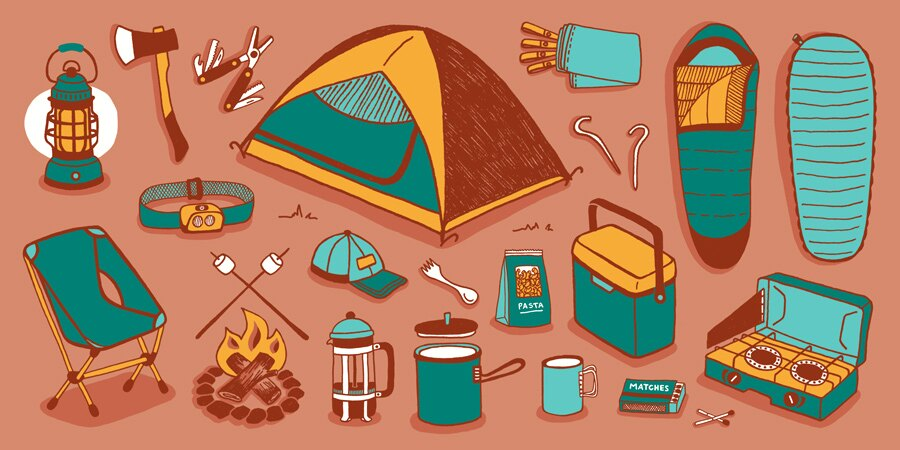 Tent Camping Essentials for Camping around Kathmandu