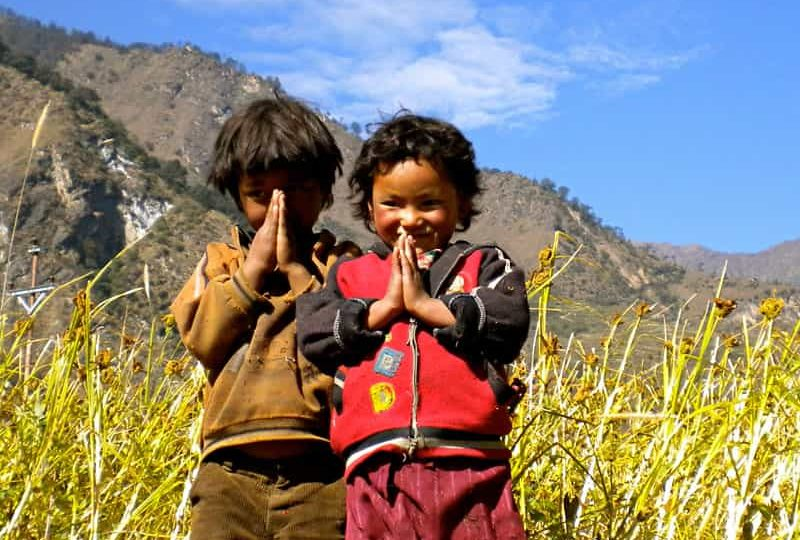 How Do You Say Hello in Nepali