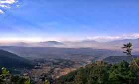 Lakuri Bhanjyang Hiking